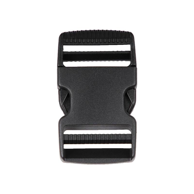 Dual Adjustable Side Release Buckle