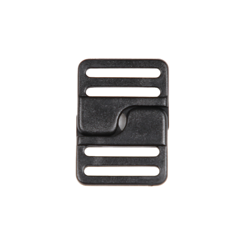 Dual Adjustable Center Release Buckle